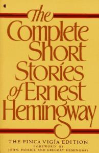 Complete Stories of Hemingway