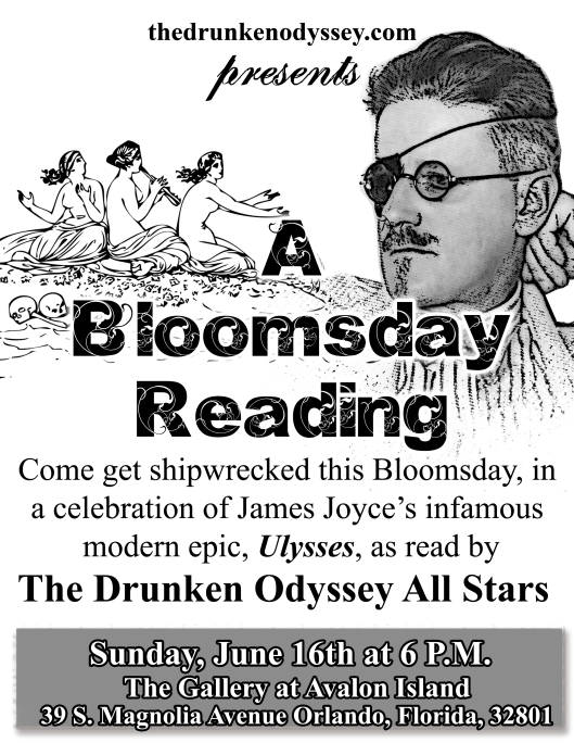 Bloomsday 2013
