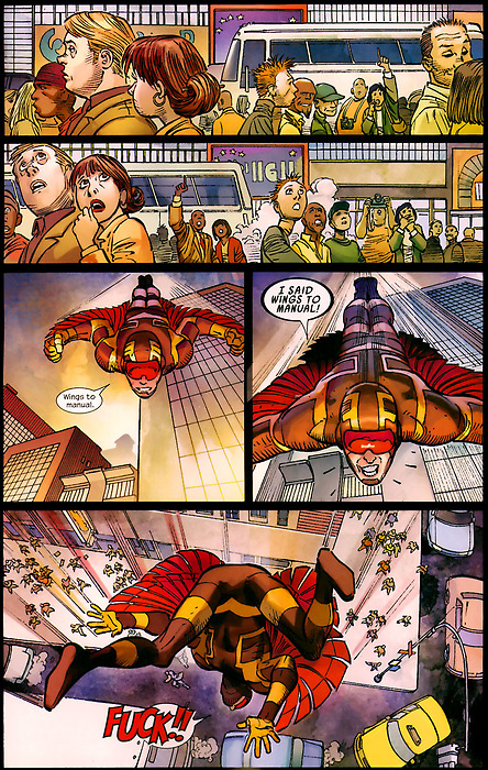 Kick Ass Page 1