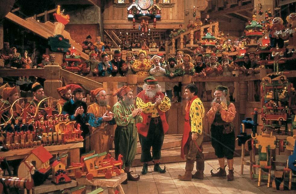 Santa Claus Toys : Santa claus the movie drunken odyssey