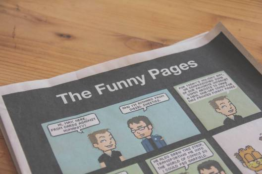 The Funny Pages