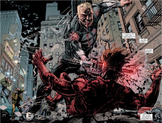 Daredevil End of Days 1