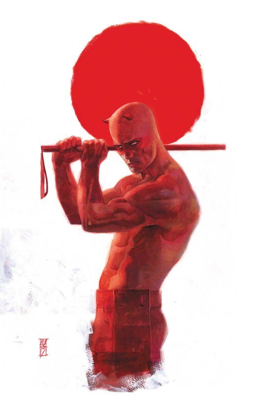 Daredevil End of Days Cover