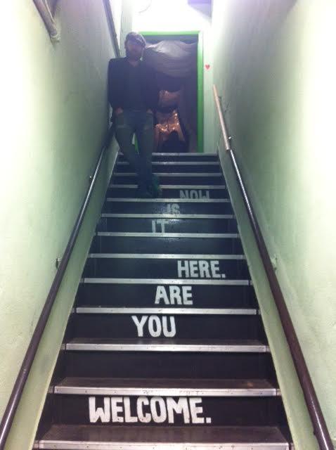 Teege Stairs