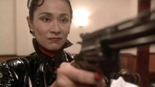 The Punisher yakuza Lady Tanaka