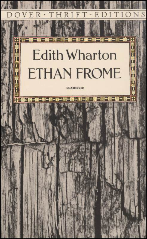an analysis of dysfunctional relationships in the novel ethan frome by edith wharton