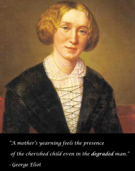 George Eliot quotation