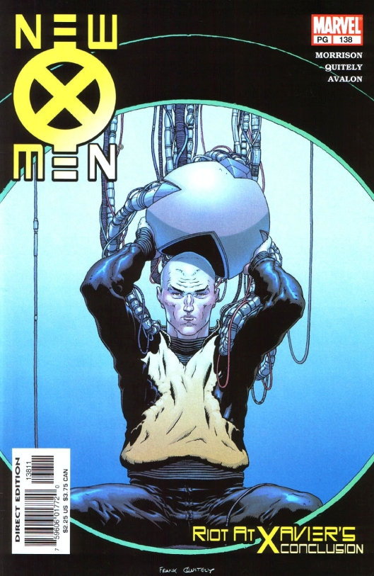 New X-Men Vol 1 138