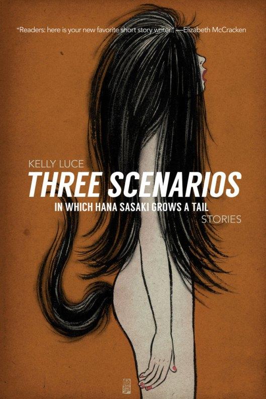 Three Scenarios in Which Hana Sasaki Grows a Tail