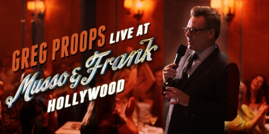 Live at Musso and Franks