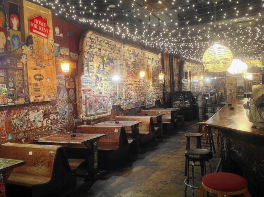 Bar BQ Bar in downtown Orlando