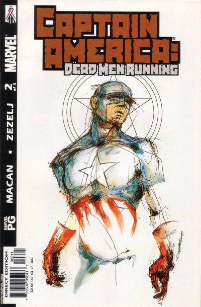 Dead Men Running 2 cover