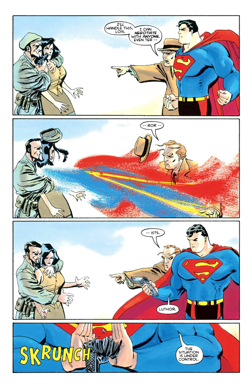 Heroes Never Rust #67: The Power And Humility Of Superman
