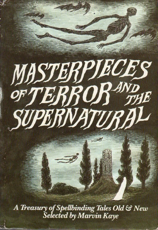Masterpieces of Terror and the Supernatural