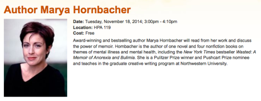 Hornbacher event