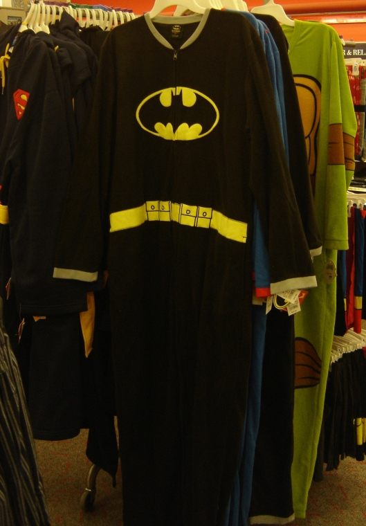 Batman Mens Pajamas