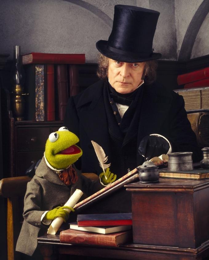 The Curator of Schlock #69: The Muppet Christmas Carol | The Drunken Odyssey