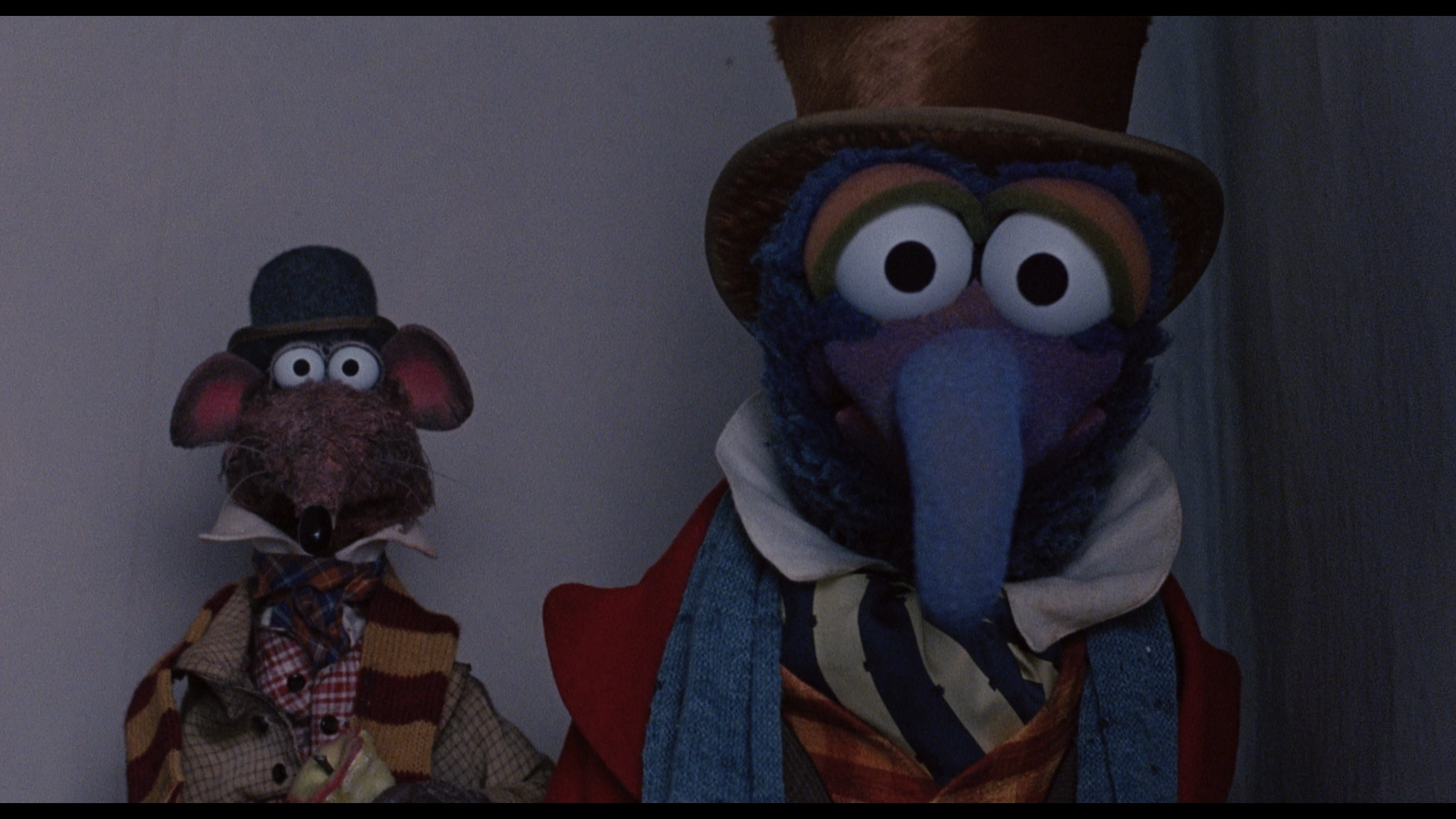 Muppet Christmas Carol Ghosts.The Curator Of Schlock 70 The Muppet Christmas Carol