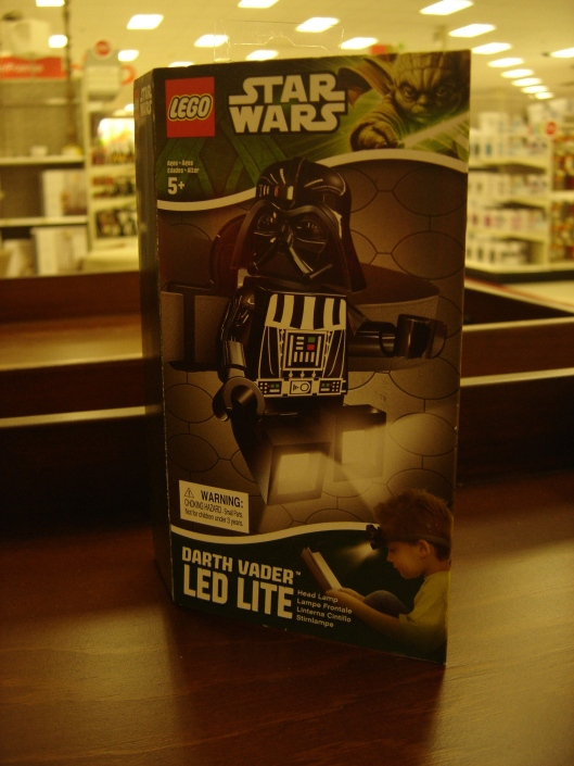 Vader Reading Light