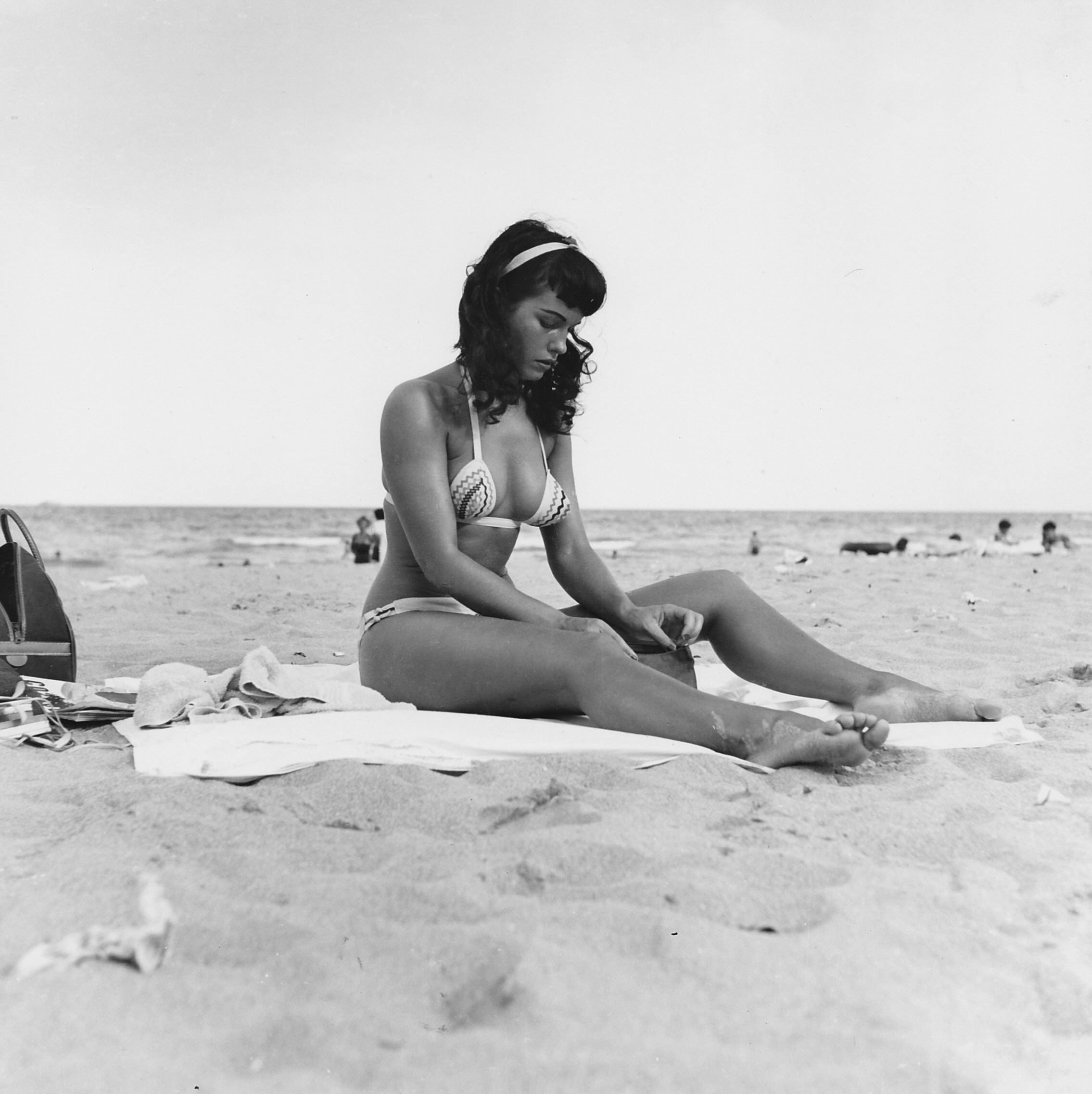 Nude Bettie Page 35