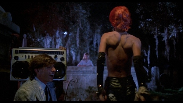 Sexy nights of the living dead 1980