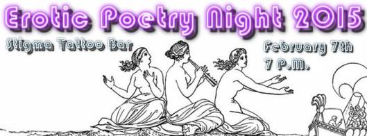 Erotic Poetry Night