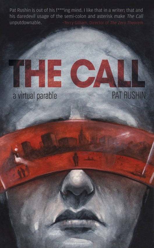 The Call Cover_art credit Plinio Marcos Pinto