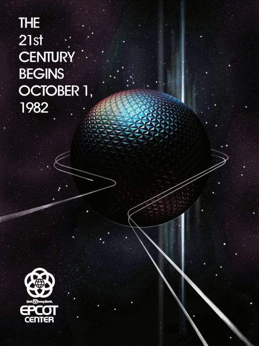 EPCOT Poster