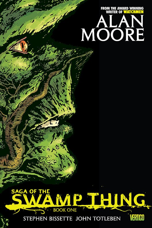 Saga of the Swamp Thing One