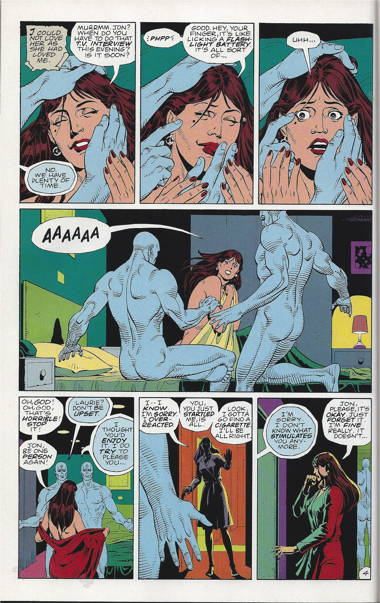 Consider, hot comic book nudes remarkable