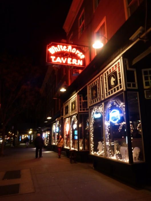White Horse Tavern Ext