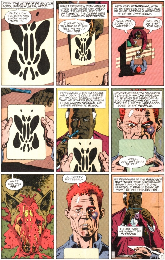 Watchmen EP 6 Page 1