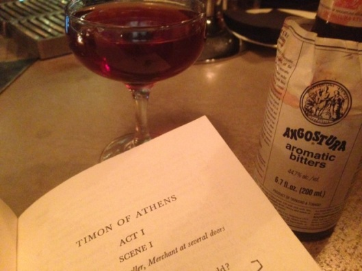 33 Timon of Athens
