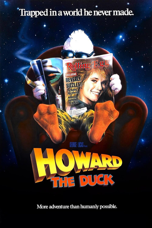 the curator of schlock 86 howard the duck the drunken