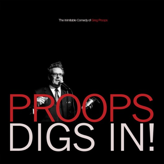 Proops Digs In