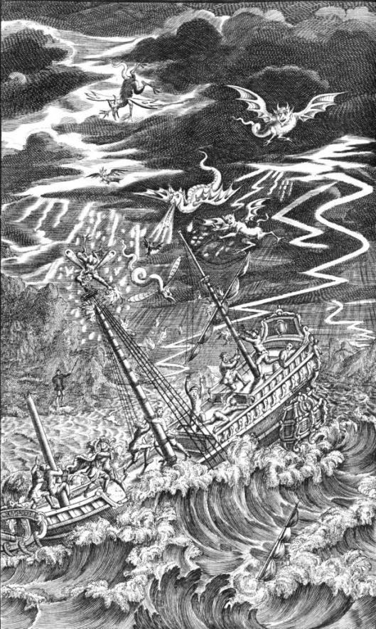 Nicholas Rowe Tempest 1709