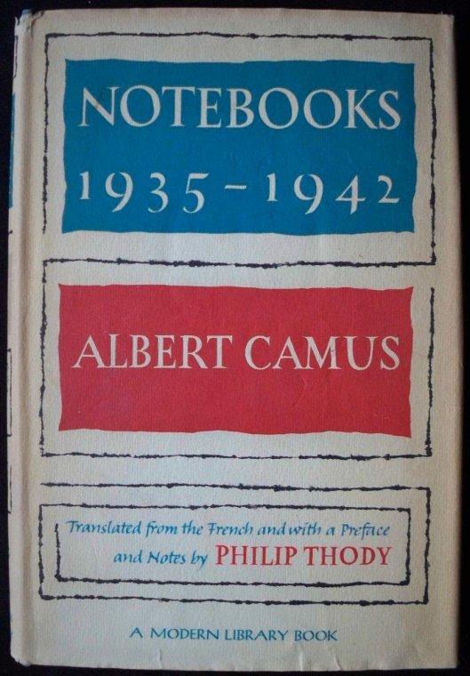 Camus Notebooks