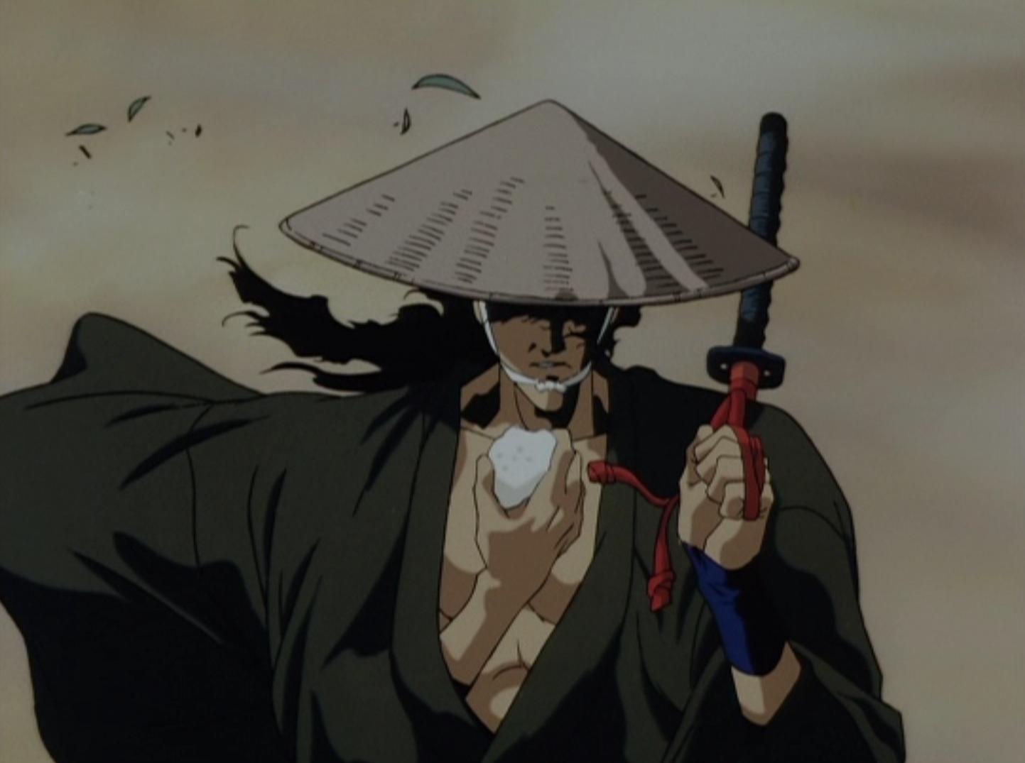 The Curator Of Schlock 98 Ninja Scroll The Drunken Odyssey