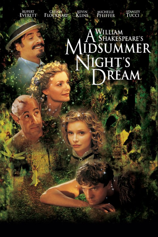 a midsummer nights dream poster