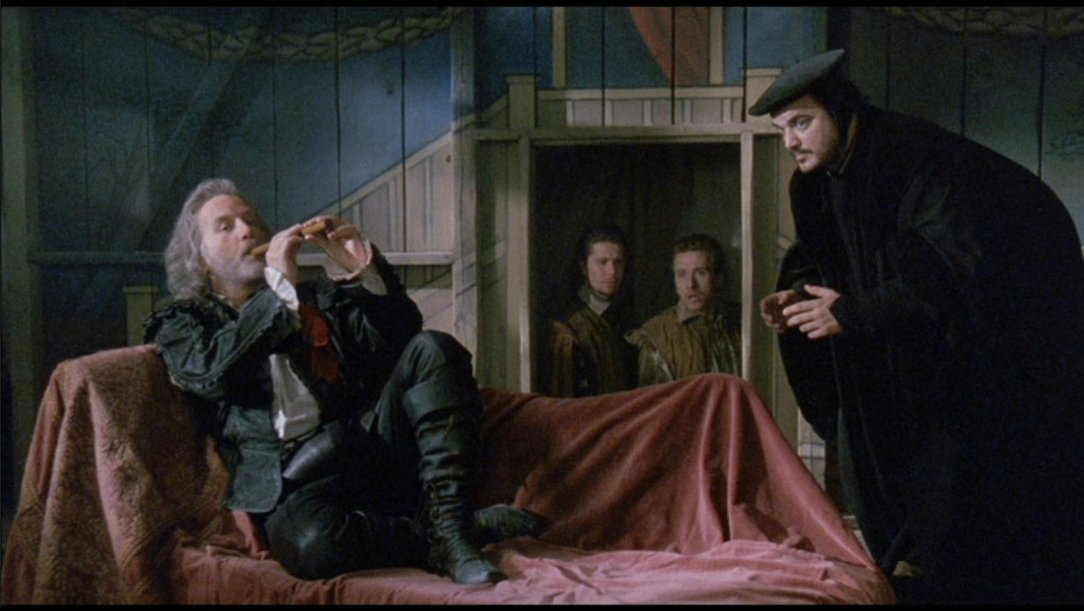 a comparison of tom stoppards rosencrantz and guildenstern are dead and shakespeares hamlet A summary of themes in tom stoppard's rosencrantz and guildenstern are dead learn exactly what happened in this chapter, scene, or section of rosencrantz and guildenstern are dead and what it means.