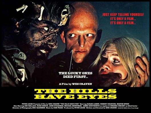 Hills Have Eyes Poster