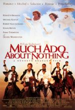 Image result for much ado about nothing 1993 poster