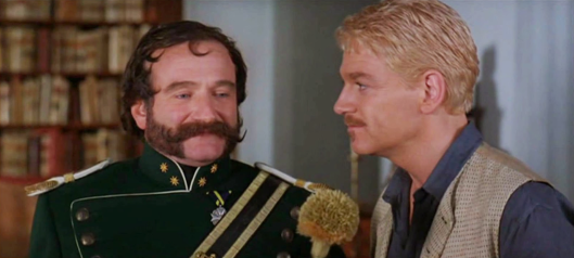 Hamlet Robin Williams