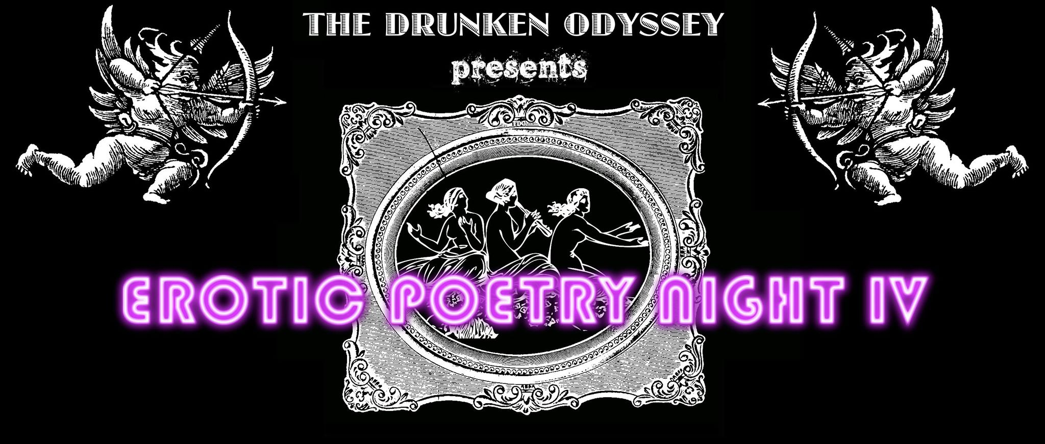 Erotic Poetry Night IV