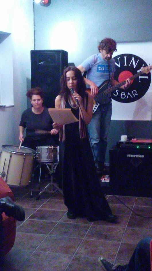 Ashley at Vinyl Arts Bar