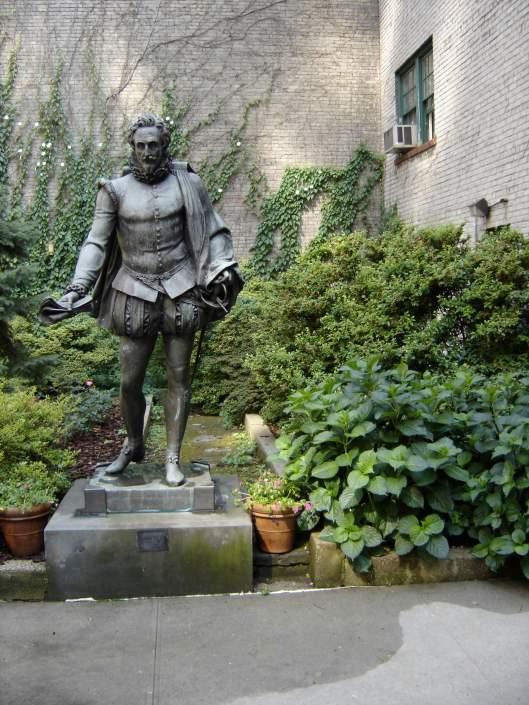 Don Quixote at NYU