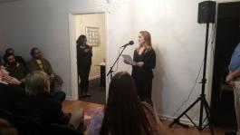 Erotic Poetry Night 4 Danielle