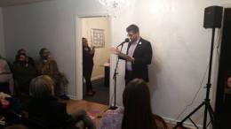 Erotic Poetry Night 4 David James Poissant