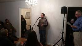 Erotic Poetry Night 4 Jesse