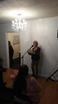Erotic Poetry Night 4 Sarah Viren